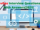 Latest DevOps Interview Questions and Answers